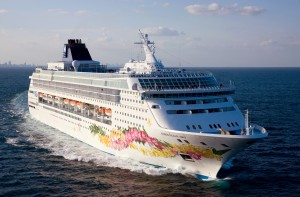 Norwegian Cruise Line February 2014