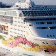 Leaving today on a 4-day trip to the Bahamas, Norwegian Sky alternates 3 and 4 day cruises to those islands just off the coast of Florida all year long