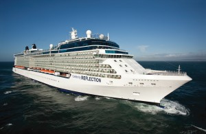 The Celebrity Reflection offers a cruise from Miami to Europe.